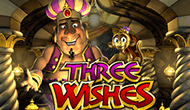 Three Wishes Betsoft