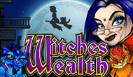 Witches Wealth Microgaming