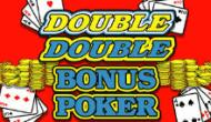 Покер Бонус С Двойным Удвоением
