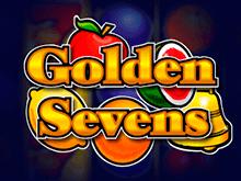 Золотые Семерки – с джекпотом в клубе Вулкан