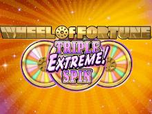Колесо Фортуны: Тройной Экстремальный Спин без регистрации в казино